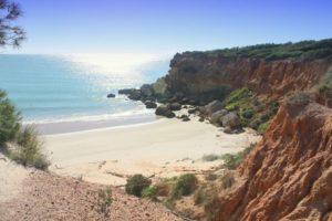 Bucht von Roche, Costa de la Luz, Andalusien