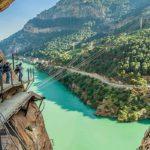 Wandertour Caminito del Rey, Wandern auf dem Königspfad Andalusien - Spanien
