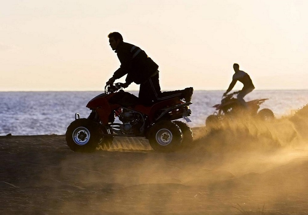 Quad Adventure Tour Andalusia