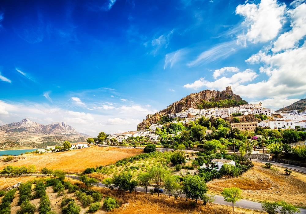 Tagesausflug nach Ronda. Zahara de la Frontera