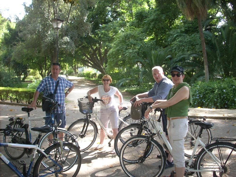 Bike Tour Sevilla 4