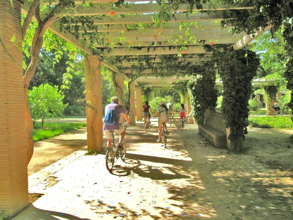 Bike Tour Sevilla 6