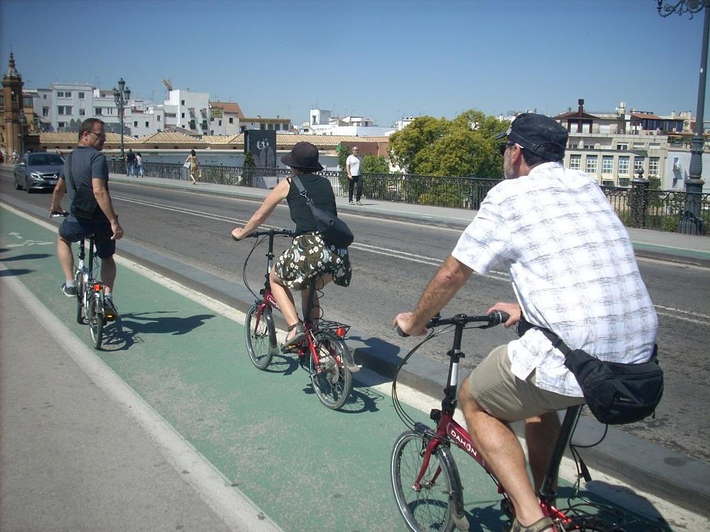 Bike Tour Sevilla 7