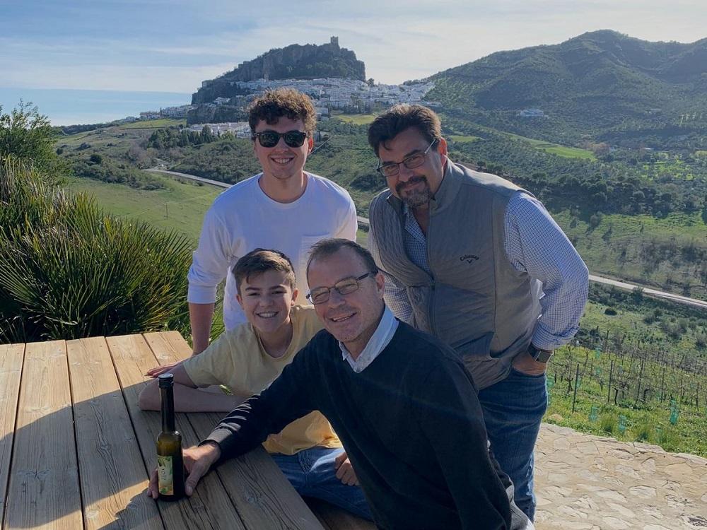 Tourgruppe Ronda und die Weissen Dörfer