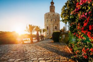 Sightseeing Stadtrundgang Sevilla, Torre del Oro