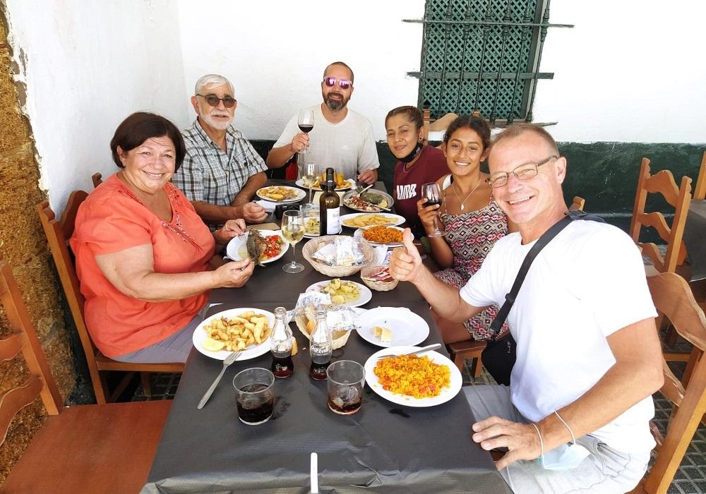 Tagesausflug Bodega Jerez und Sightseeing in Cádiz