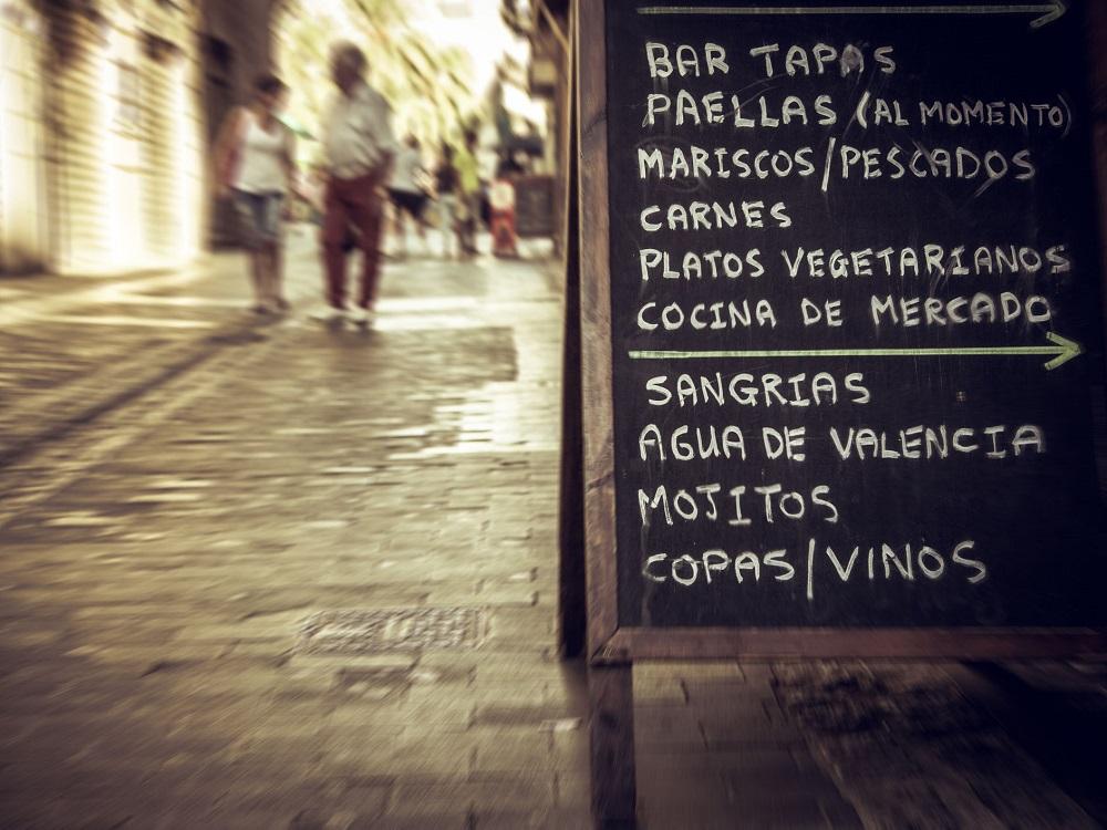 Tapas Tour und Sightseeing in Sevilla, Tapas-Liste